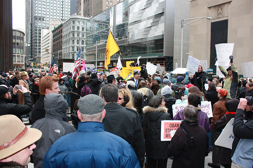 BREAKING – Chicago Tea Party (Pictures) UPDATED Now With Video!