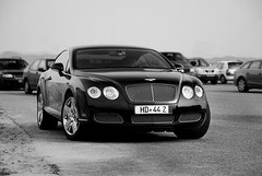Bentley Continental GT (Robin Kiewiet) Tags: 2003 england english cars robin car speed sedan volkswagen photography spur flying nikon very awesome group fast continental convertible grand crewe tt gt luxury 2009 coupe 60 touring bentley coup w12 gtc polarised supersports kiewiet biofuel d80 552bhp 18105vr