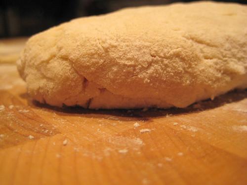 Spätzle dough
