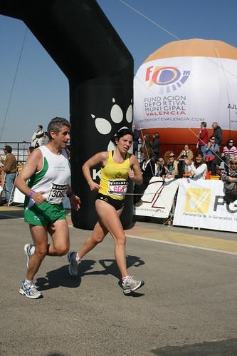 Maraton 09 - carrera!