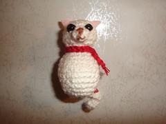 amigurumi: gatito (camila.baeza) Tags: crochet gato amigurumi miau gatito imn ganchillo au manualidad refigerador
