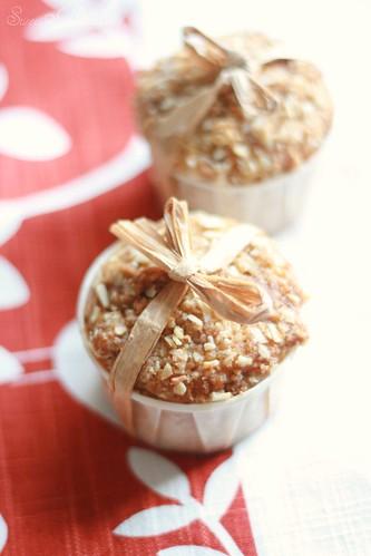 Almond Crunch Muffins