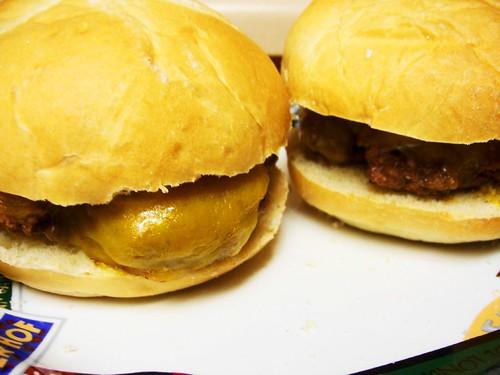 garlic burgers