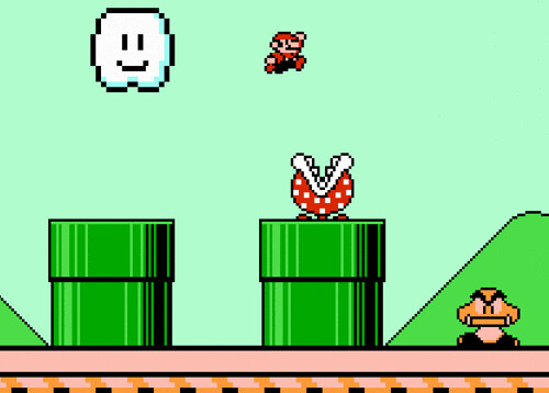 Mario Bros screenshot