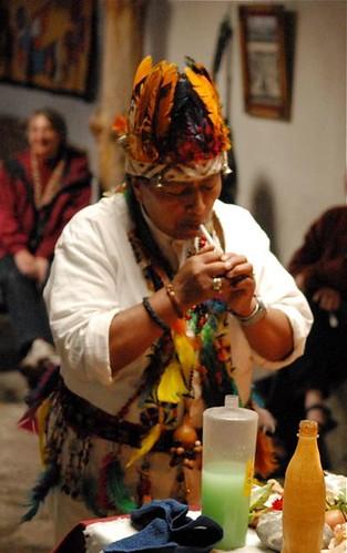 cotacachi-shamans