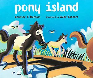 Review of the Day: Pony Island by Candice Ransom
