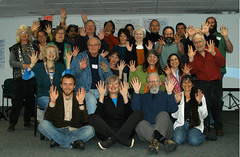 Boulder, CO T4T Group Hands