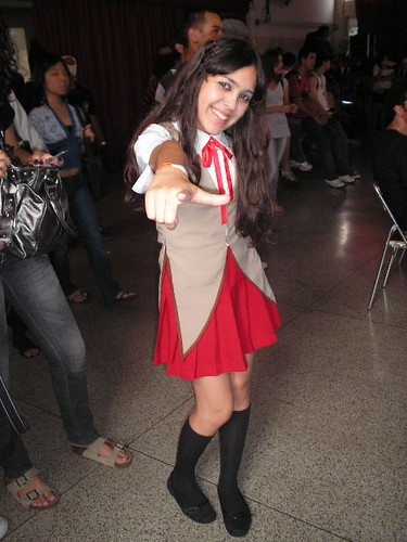 School Rumble Tenma Tsukamoto Cosplay Fotos