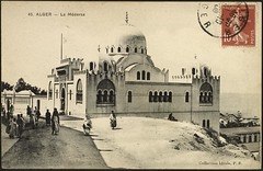 Algiers: The Medersa (GRI)