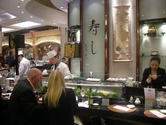 Sushi Bar, Fortnum & Mason