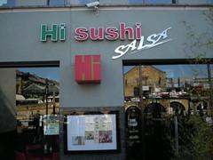 Sushi, London