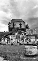 biancoenero - Castel Tirolo (farsergio) Tags: bw italy castle italia bn castello biancoenero bolzano cappella cimitero pozzo trentinoaltoadige farsergio yourcountry