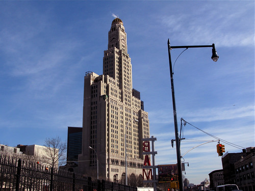 Williamsburgh Savings Bank Tower