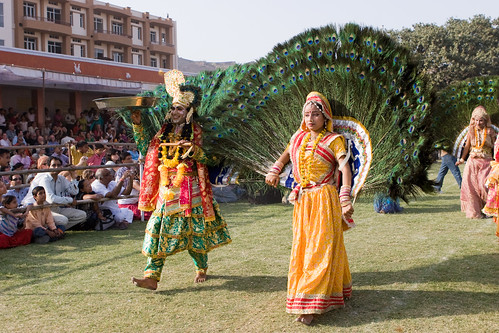 _MG_2285 Elephant Festival - Jaipur India by © Cameron Herweynen.