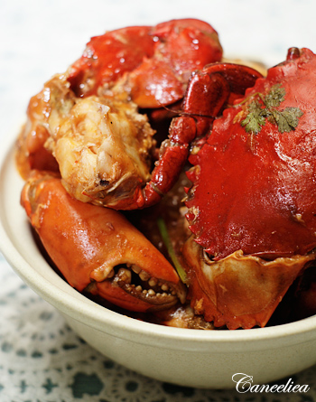 Sweet & Sour Crab 2