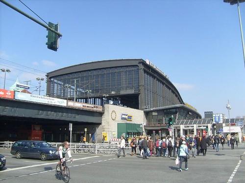Berlin - Bahnhof Zoo