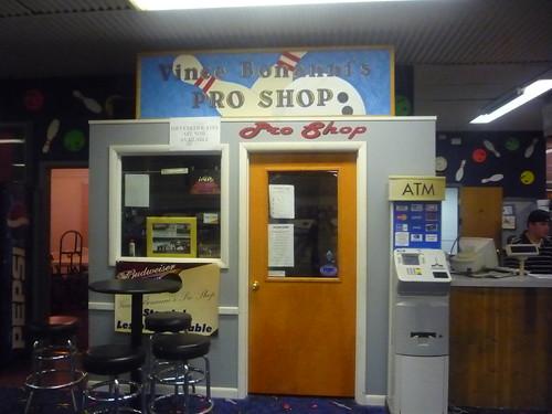 vince bonanni's pro shop