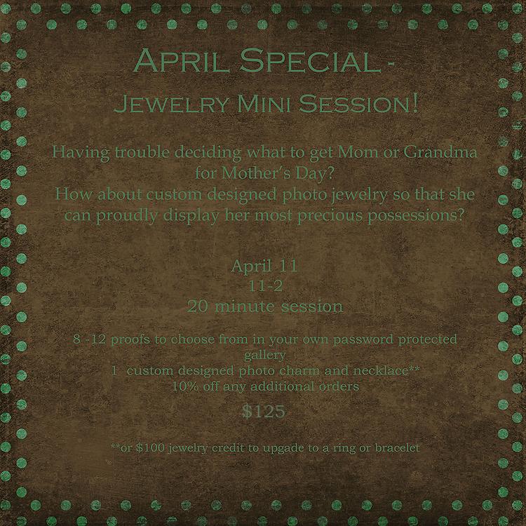 April Special web