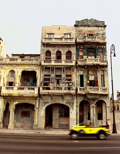 Hoarding Historic Hotels in Havana