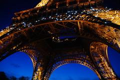 Eiffel (mvdelrosario217) Tags: city travel paris france eiffeltower landmark icon tourists
