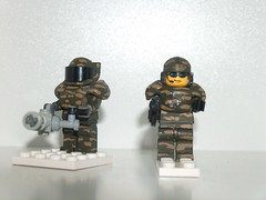 bber soldier (kenneth nielsen a.k.a Qenhyt) Tags: self soldier this lego camo made clay armor brickarms bber