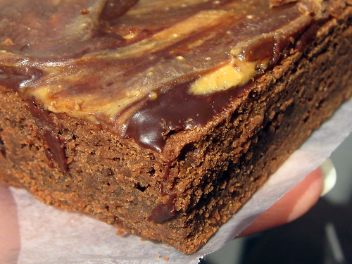 Peanut Butter Brownie