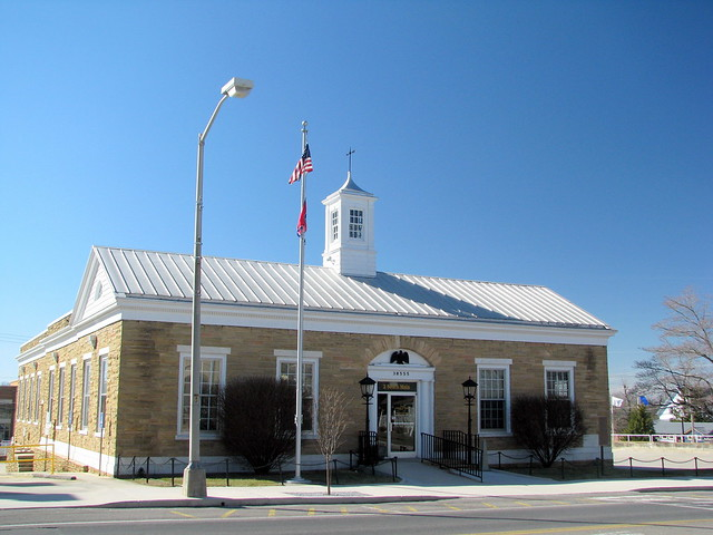 Old Crossville, TN Post Office