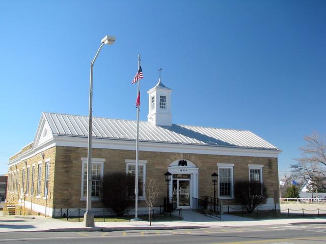 Old Crossville, TN Post Office