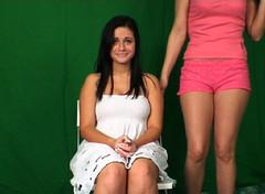The Vote - Monica Vs. Kiera. (iSlime) Tags: slime gunge gunged slimed slimedgirls