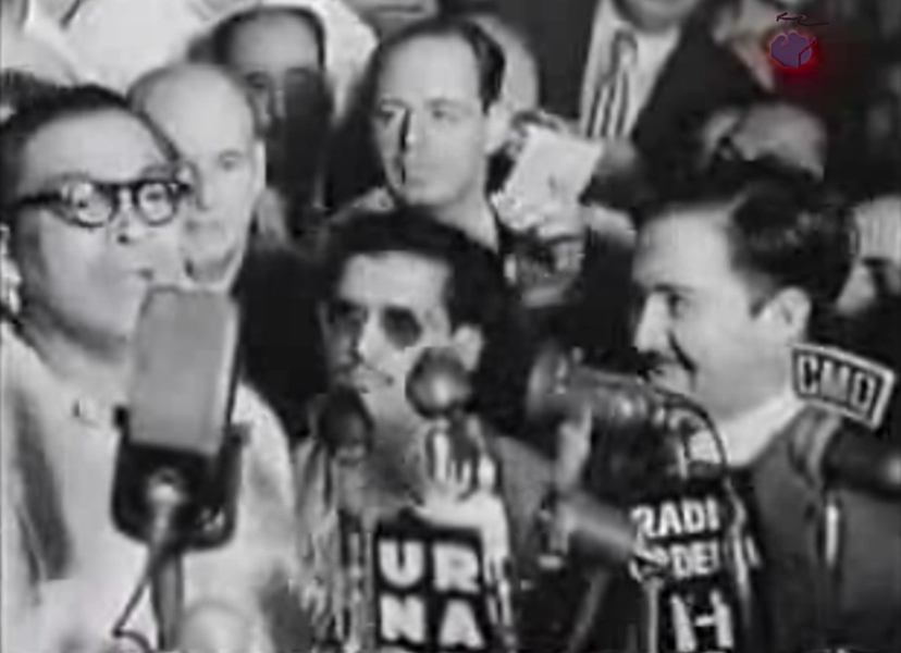 Batista Coup Press Conference 1952