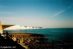 Kreidefelsen / chalk cliff (pittigliani2005) Tags: greatbritain england cliff wikipedia homepage dover grossbritannien kreidefelsen klippe chalkcliff aermelkanal countykent thebritishchannel kalziumcarbonat