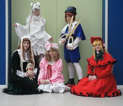 Rozen Maiden (cosplay shooter) Tags: anime comics anne costume comic cosplay manga leipzig fantasy convention cosplayer rozen 2009 maiden rollenspiel buchmesse cosplayers roleplay lbm rozenmaiden 2000z shinku kunkun suiseiseki hinaichigo leipzigerbuchmesse kirakishou oriko 2500z x201210 id017194 id018894 id211910 id096440 atsusa