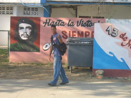 Main street, Pinar del Rio