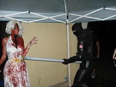FX Con 09 (Leatherwing39) Tags: trek star elite orion joker klingon zombies fx 2009 vampires con wpe wolfpackelite