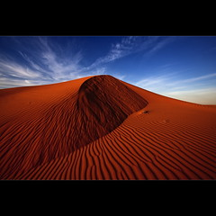 The Big Red (Garry - www.visionandimagination.com) Tags: red nature landscape photography sand bravo flickr desert dune photographers australia qld getty outback gettyimages bigred elegance stockphotography ogm birdsville supershot theunforgettablepictures ostrellina vosplusbellesphotos simplisticlandscape wwwvisionandimaginationcom