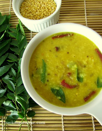 Yellow Moong Dal