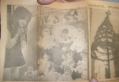 Anne in the Newspaper