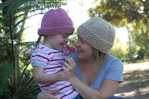 matching hats