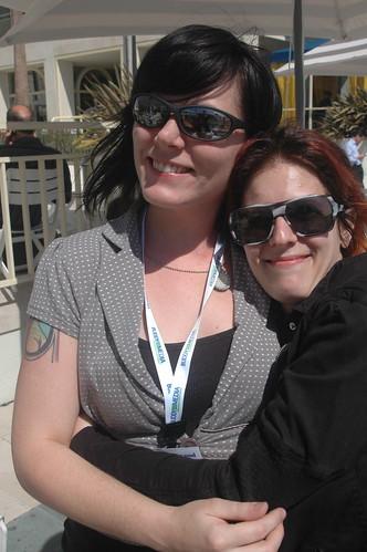 Micki Krimmel with Sarah Szalavitz