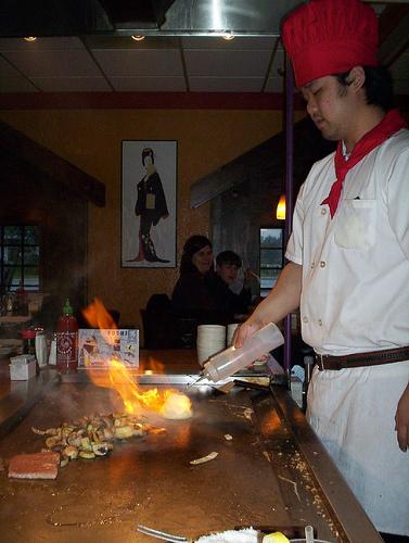 Juneau''s Japanese Steak House