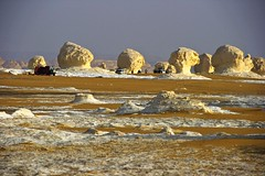(841) white desert / Egypt (unicorn 81) Tags: africa travel sunset white color sahara nature trekking landscape geotagged nationalpark sand colorful desert northafrica dunes dune egypt egyptian colourful egipto coloured 2009 gypten egitto egypte reise egypten rundreise roundtrip egipt gypte mapegypt saharadesert whitedesert westerndesert misr nordafrika egypttrip libyandesert april2009 gypten deserttour aegyptus libyschewste unicorn81 weisewste  whitedesertnationalpark gyptusintertravel gyptenreise schulzaktivreisen saharacolors nationalparkweisewste nationalparkwhitedesert wstenreise meinjahr2009