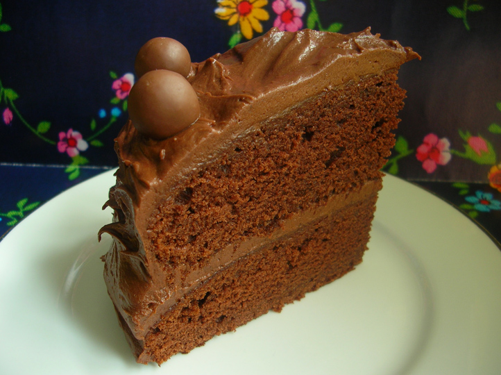 Old Fashioned Chocolate Cake 03