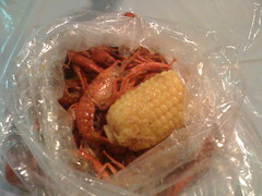 Hot n Juicy in Las Vegas - Medium Spicy Crawfish