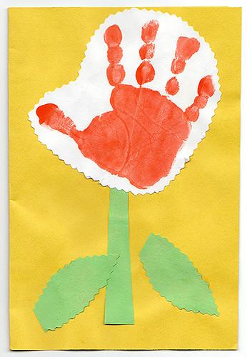 Henry's Hand Flower