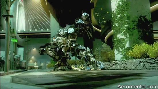 juego Transformers 2 Ironhide