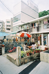 村子最可爱 (xiu×5) Tags: hongkong fuji nb stanley fujifilm 赤柱 f19 naturablack 月光机