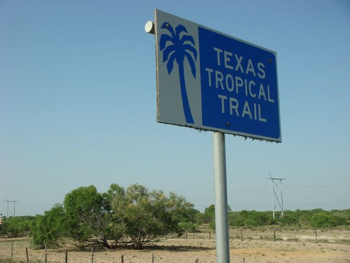 Texas Tropical Trail...
