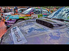 Subaru Rally Team USA 9 - HDR (David Gn Photography) Tags: auto cars oregon photoshop portland rockstar racing subaru van pioneercourthousesquare hdr photomatix rallycars subarurallyteamusa topazadjust canonpowershotsx1is