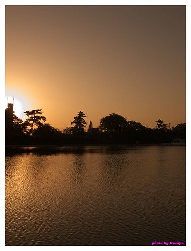 Sunset 20090521 #02