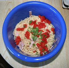 14 - Nudeln, Tomaten, Salbei